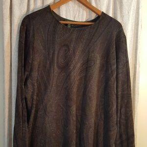 Ralph Lauren Sweater Plus 3X